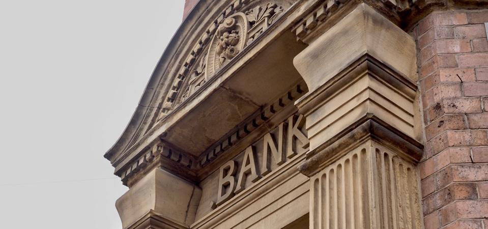 Bank Doorway