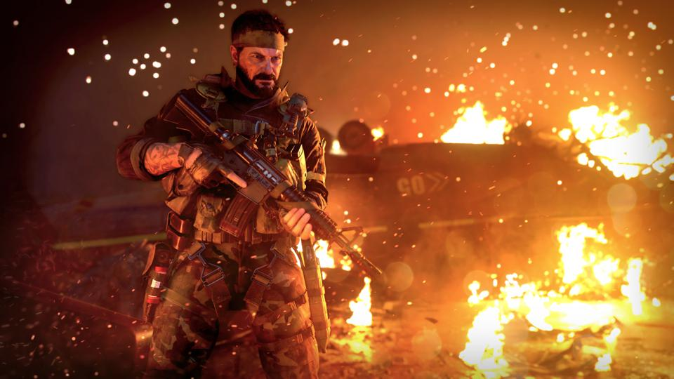 'Call Of Duty: Black Ops Cold War' Trailer
