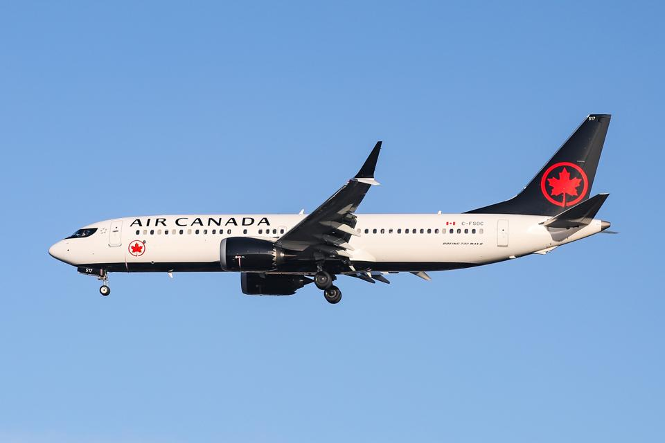 Air Canada gets Most Refund Complaints For Foreign Airline In The U.S.