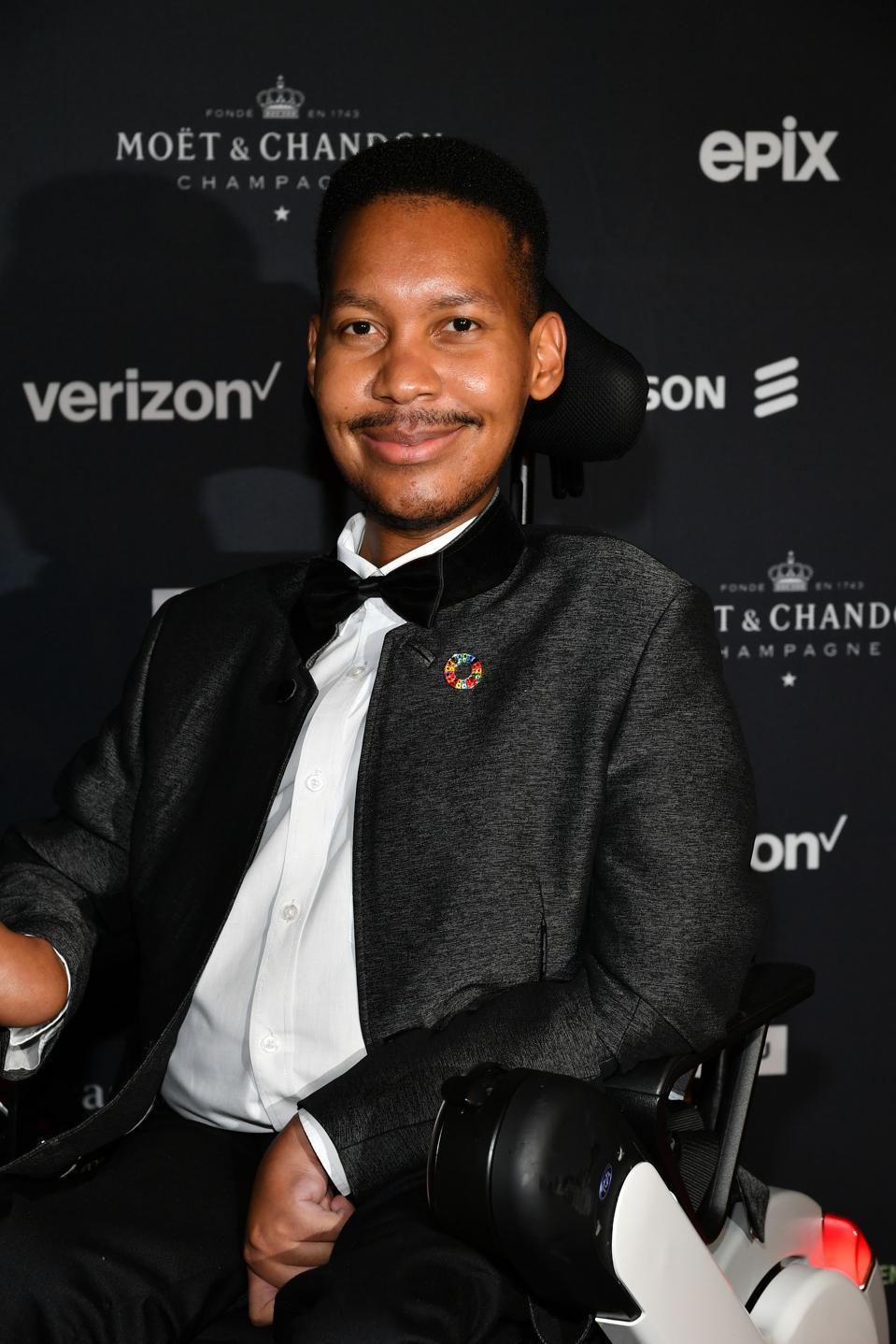 Photo of Eddie Ndopu