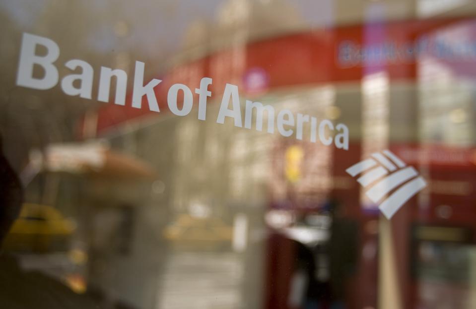 BANK OF AMERICA PROFIT