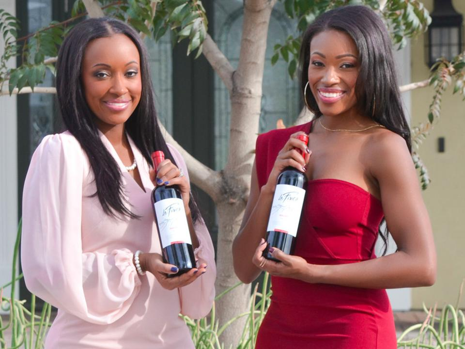 Small wine brands, Black-owned wine brands, virtual wine tasting