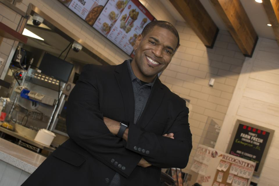 KFC U.S. named John Mays as director of equity and inclusion, a newly-created corporate position.