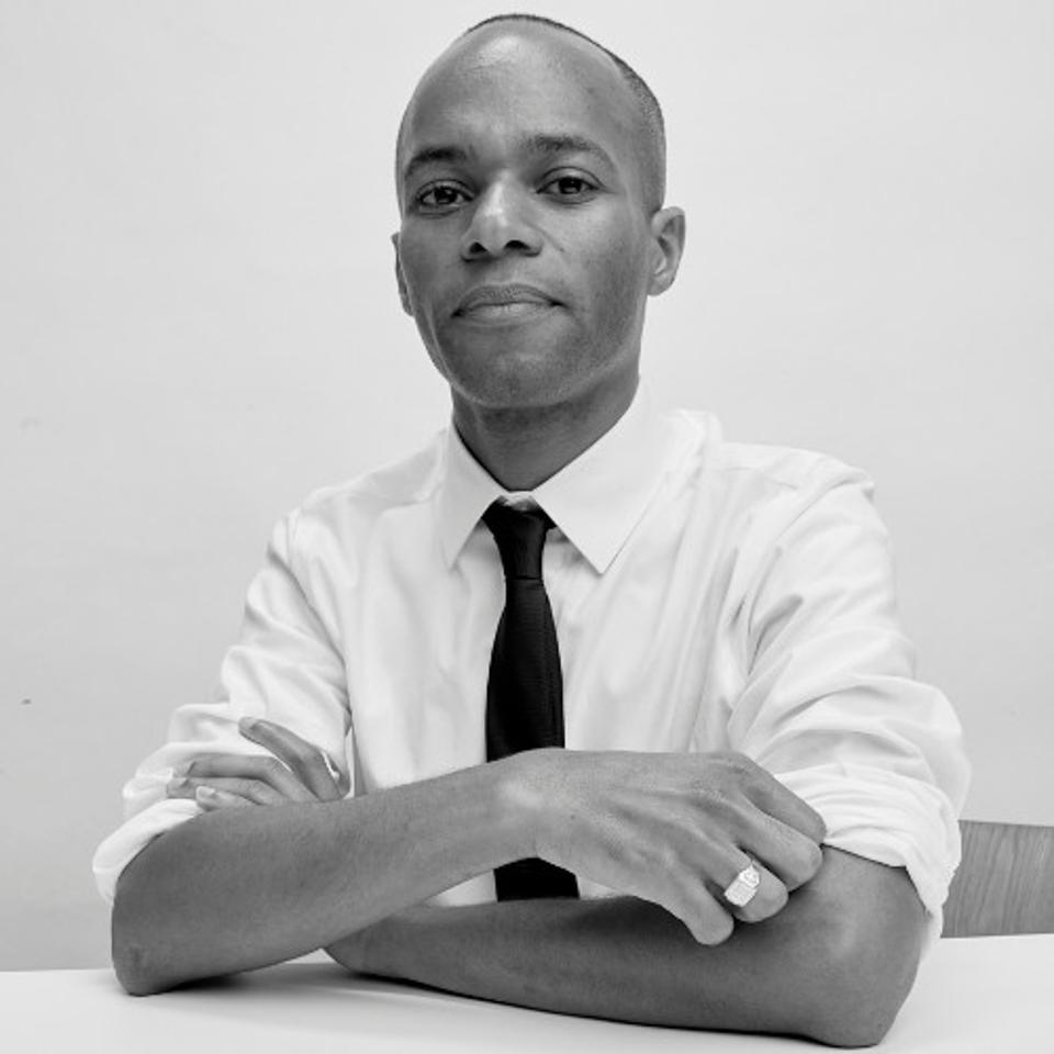 Bank Black USA cofounder, Justin Moore