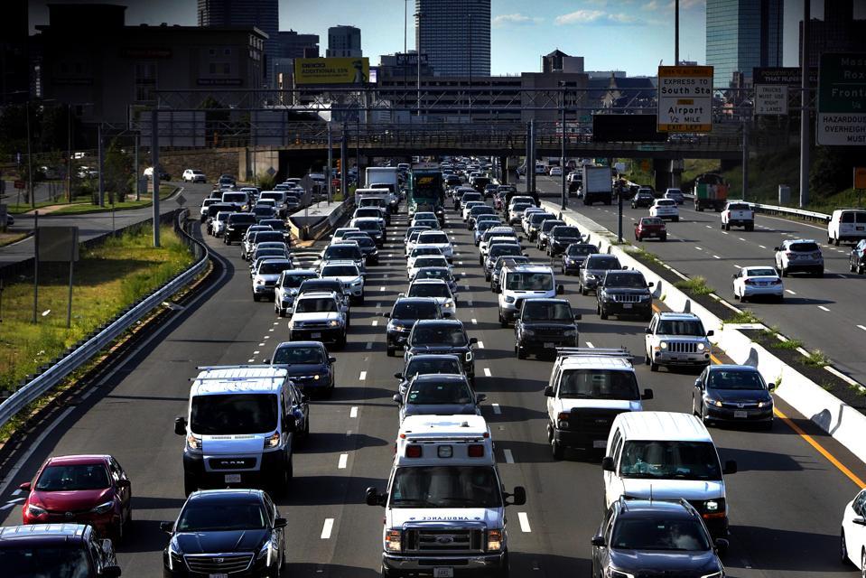 Traffic Is Rising