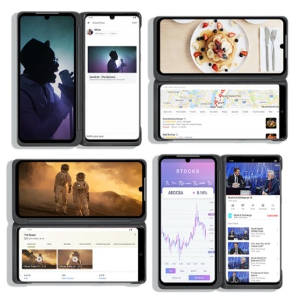 LG Dual Screen case