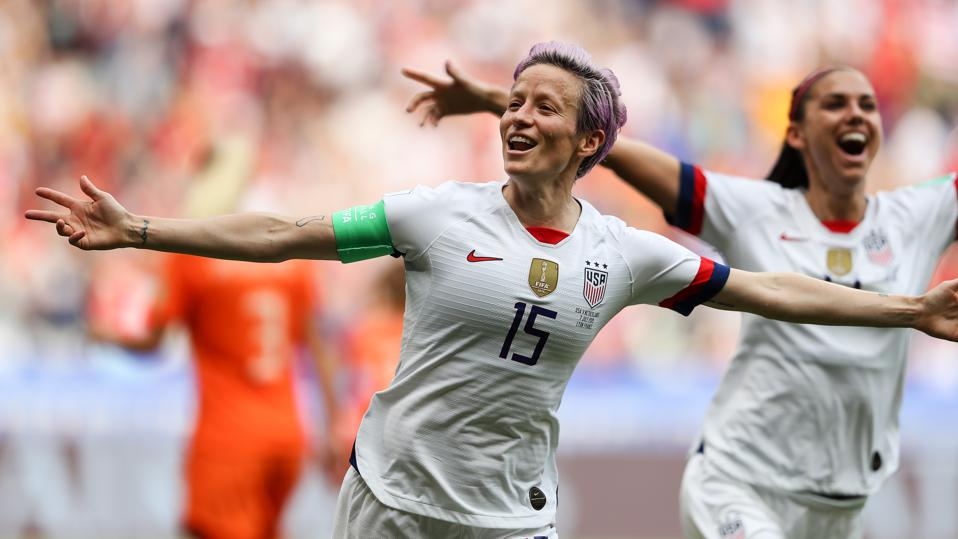 United States of America v Netherlands: Final - FIFA Women's World Cup France 2019