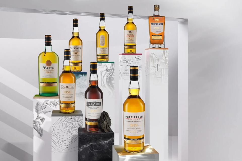 Prima Ultima Diageo Luxury Scotch Whisky