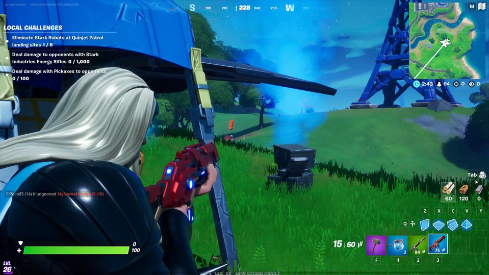 Everything You Need To Know About Fortnite Chapter 2 Season 4 Map Changes Battle Pass Patch Notes