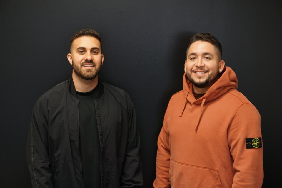 Truff cofounders