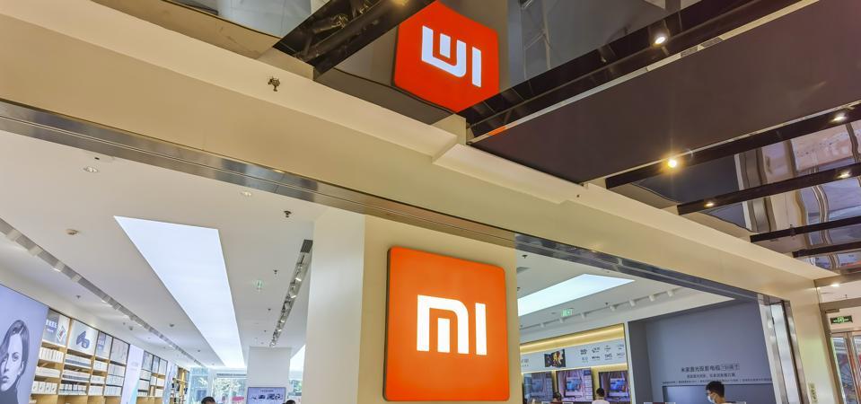 Xiaomi Mi TV LUX OLED Transparent Edition In Shanghai