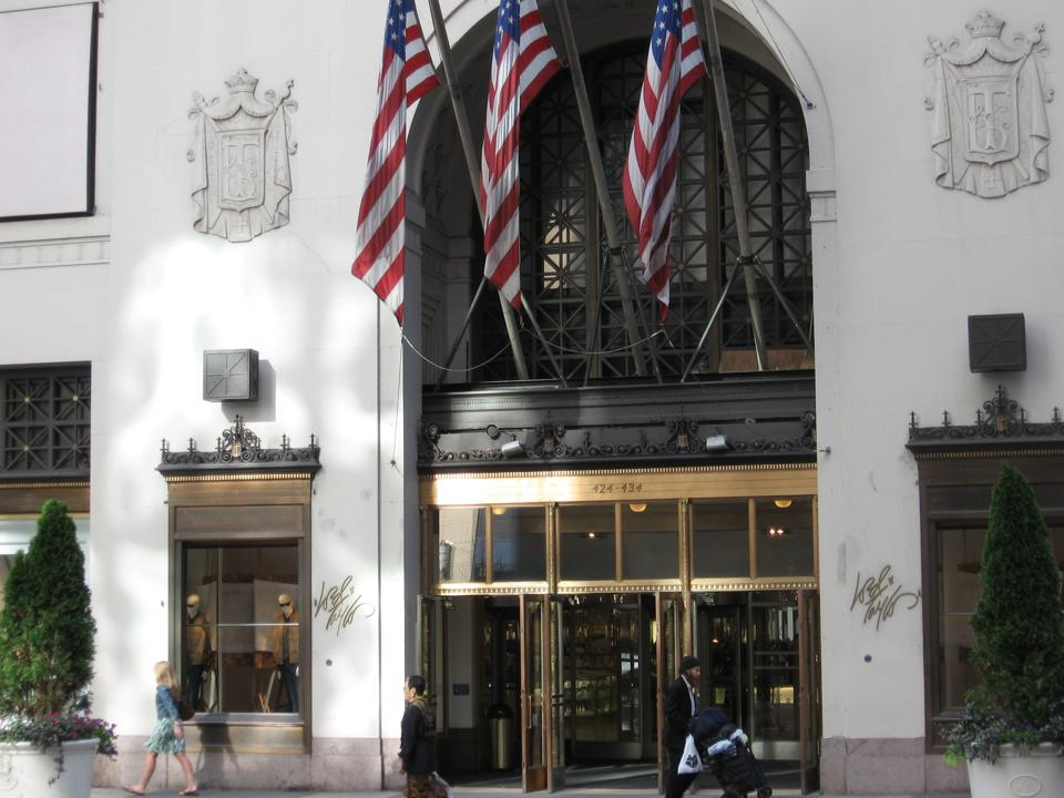 Lord & Taylor Fifth Avenue