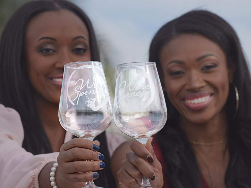 Women-owned wine business, Black-owned wine business, virtual wine tasting