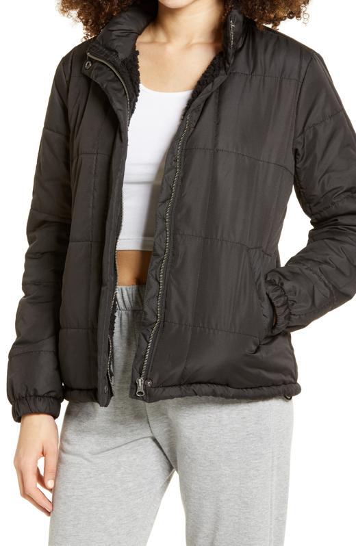 Thread & Supply Wubby Puffer Jacket