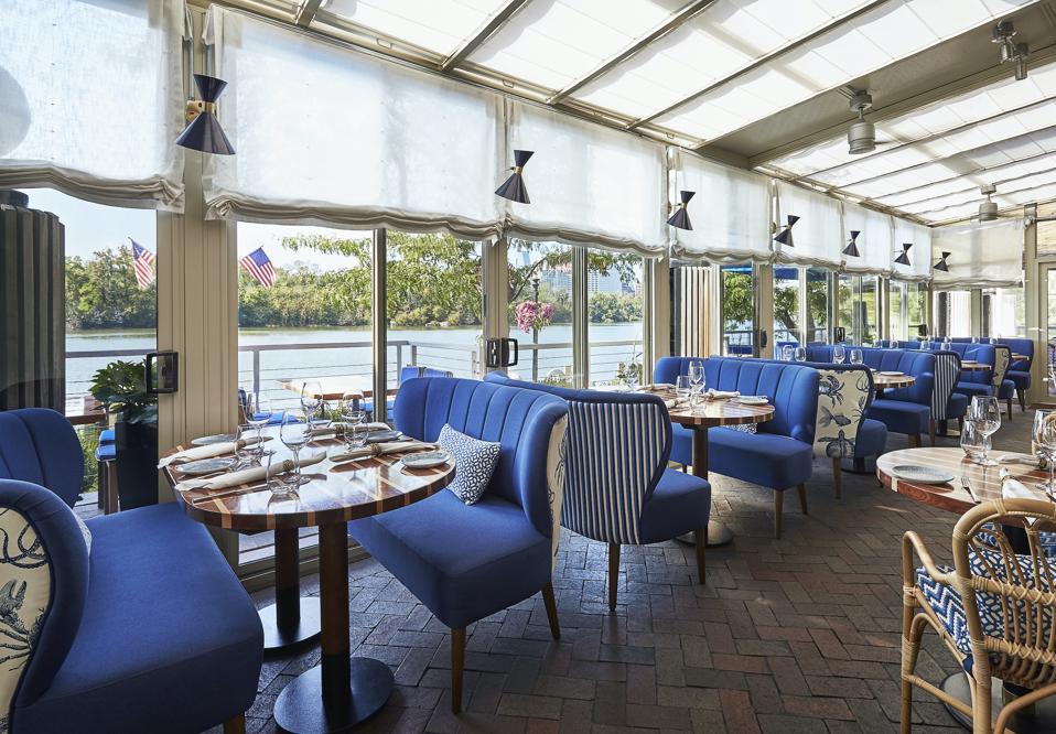 Fabio Trabocchi Restaurants Fiola Mare Georgetown Seafood