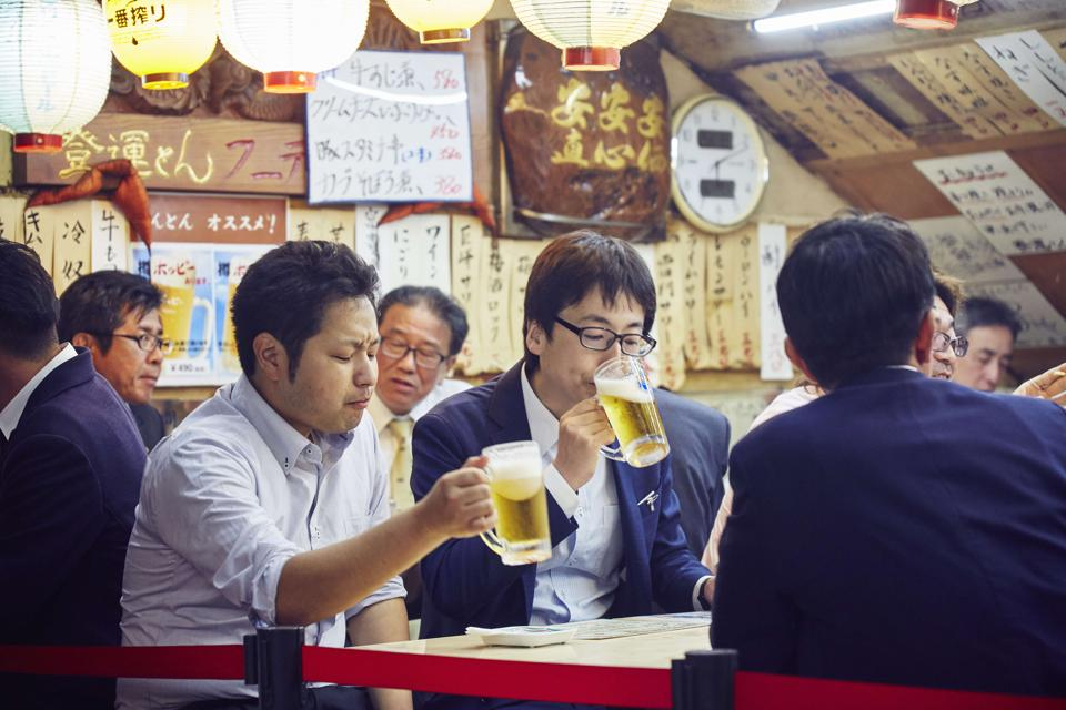 Japan has arguably the strictest drink-driving laws anywhere.