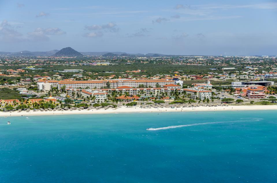 Aruba Island.