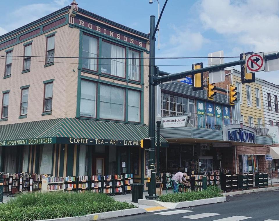 midtown scholar independent bookstore day harrisburg pennsylvania