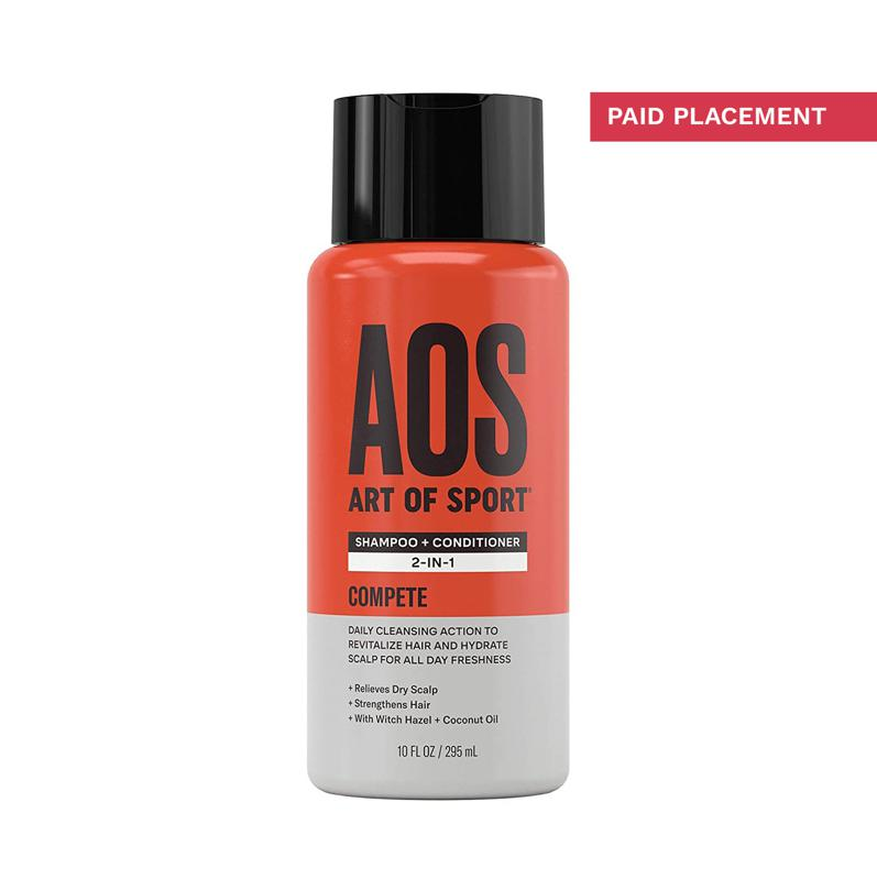 Art of Sport Sulfate Free Compete Shampoo and Conditioner
