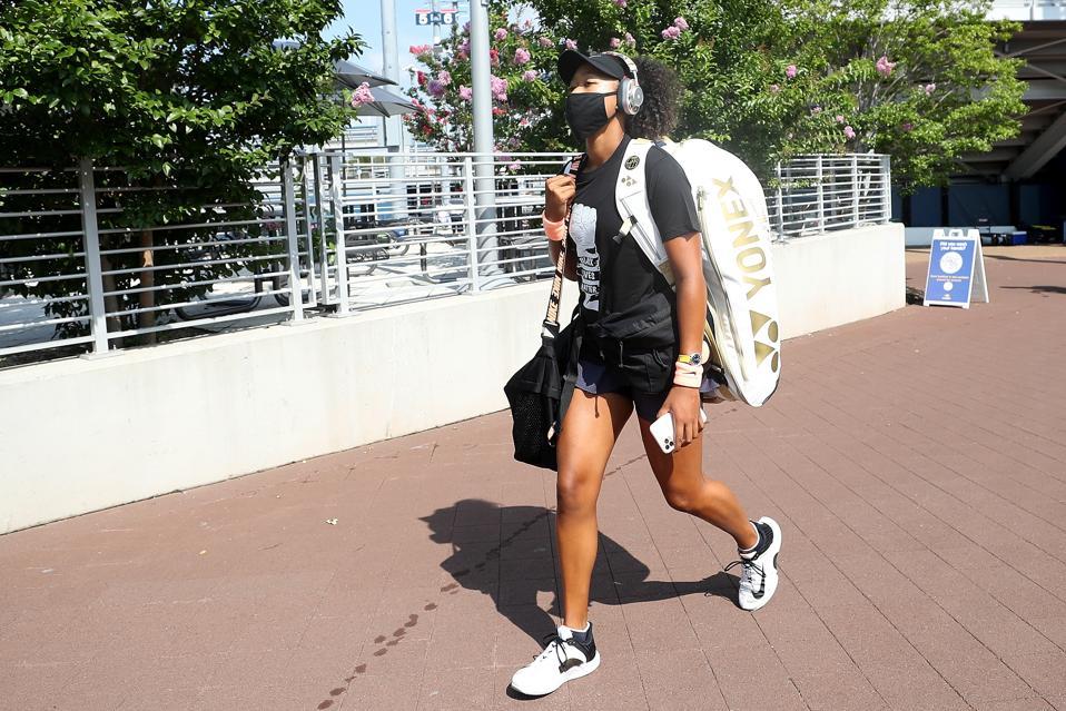 Naomi Osaka Wanted To Make Kobe Bryant Proud With Her Boycott Of Tennis Match