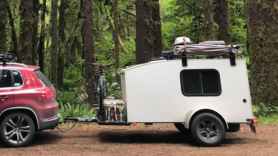 Hiker Trailer Highway