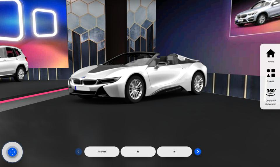 2022 Auto Show Calendar.Is This The Future Of The Auto Show Uk S First Virtual Car Show Opens Its Doors