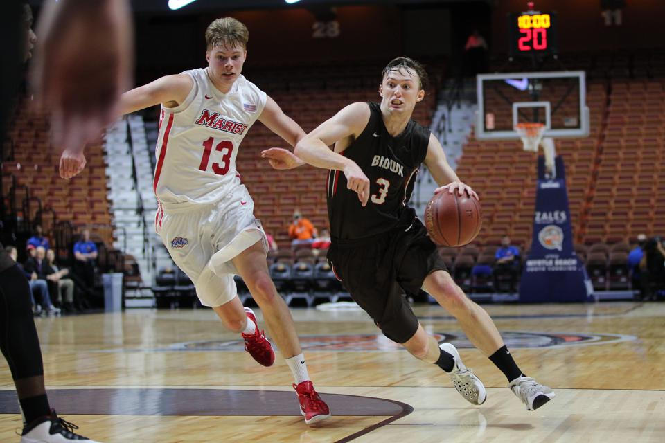 Marist vs Brown College Basketball
