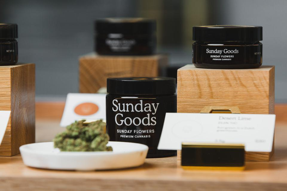 Sunday Goods, Sunday Flowers, premium cannabis, sungrown cannabis