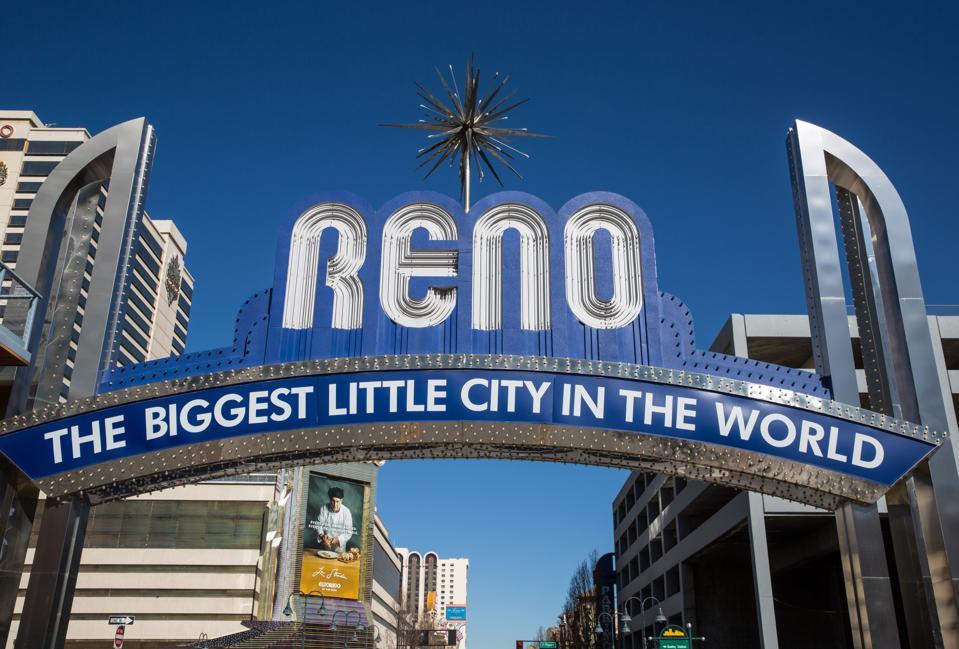 Reno Nevada Covid-19 coronavirus reinfection