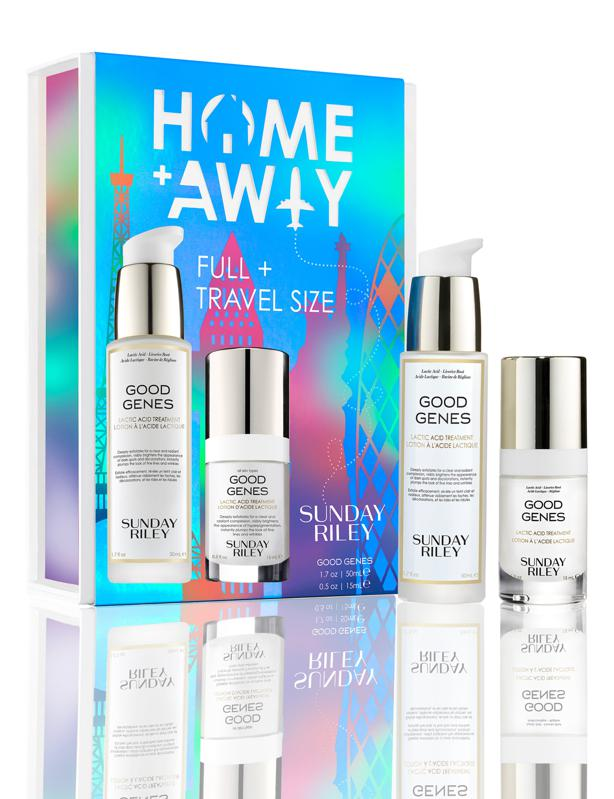 Sunday Riley Good Genes All-In-One Lactic Acid Treatment Home & Away Kit ($170 Value)