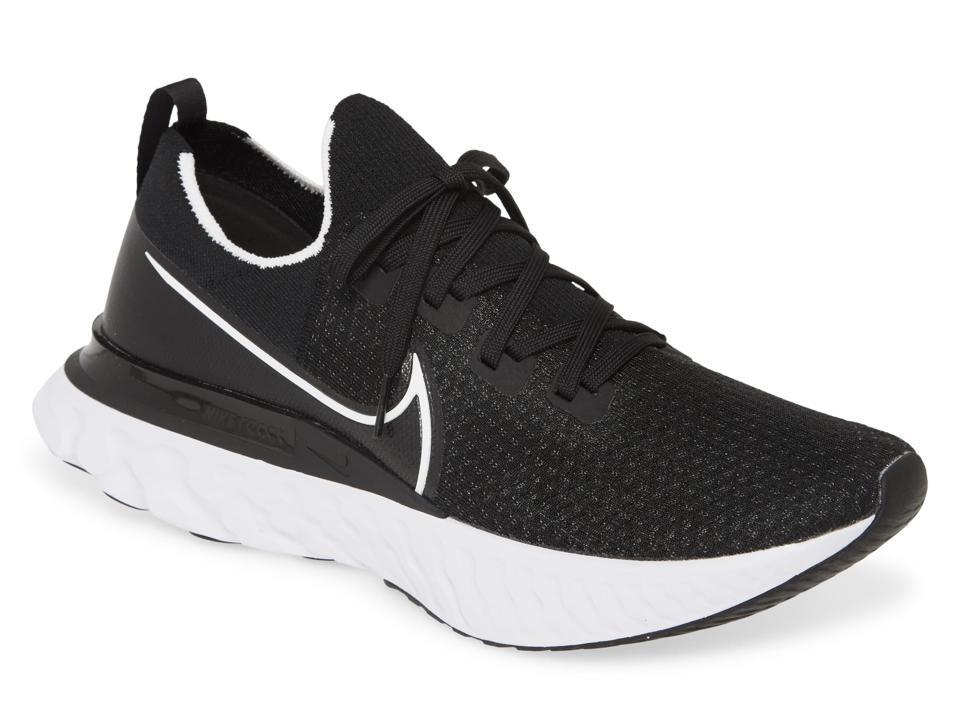 Nike React Infinity Run Flyknit Running Shoe (Men)