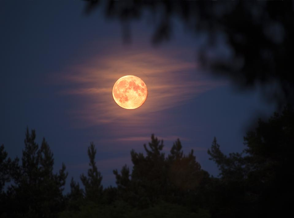 When is the next eclipse″ A ″Beaver Moon″ penumbral lunar eclipse is coming.