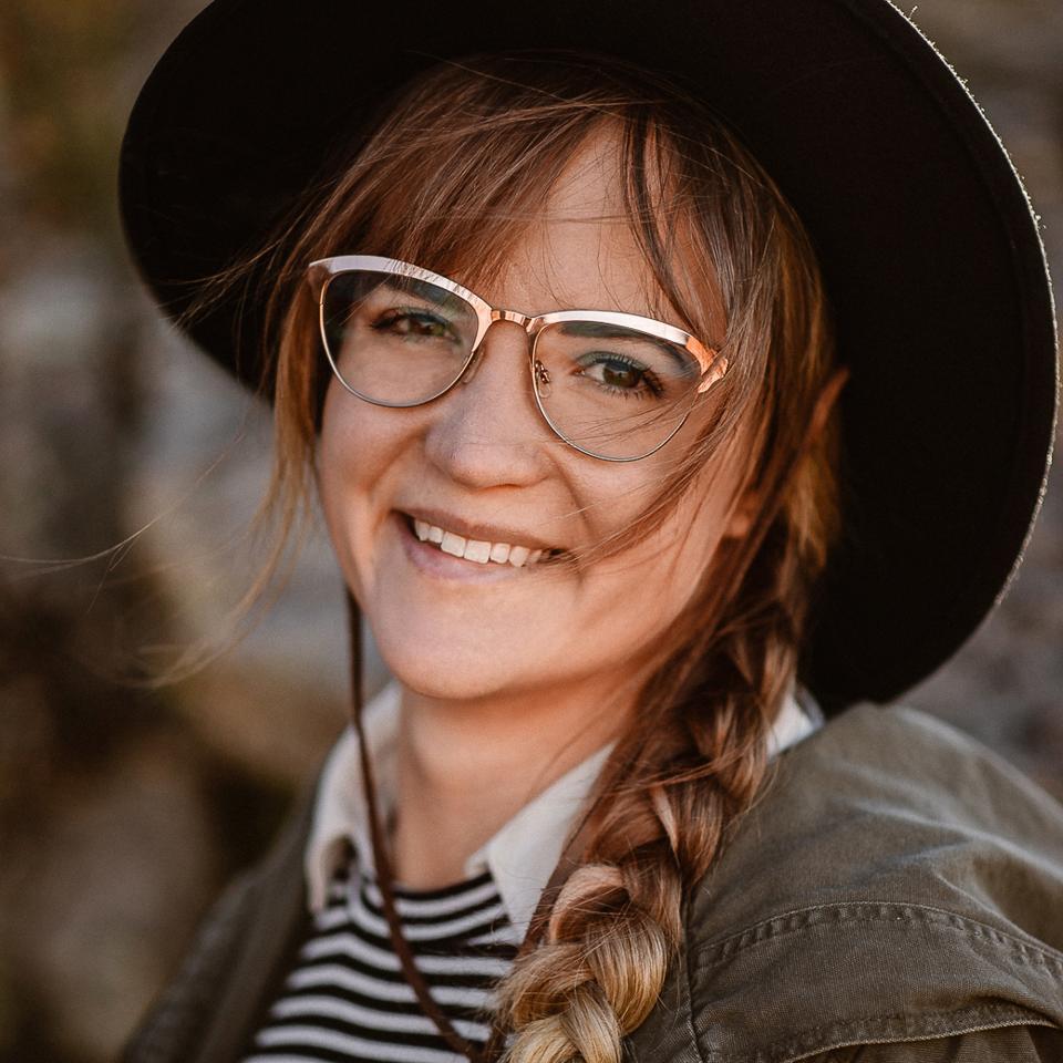 A photo of Maddie Wilbur.