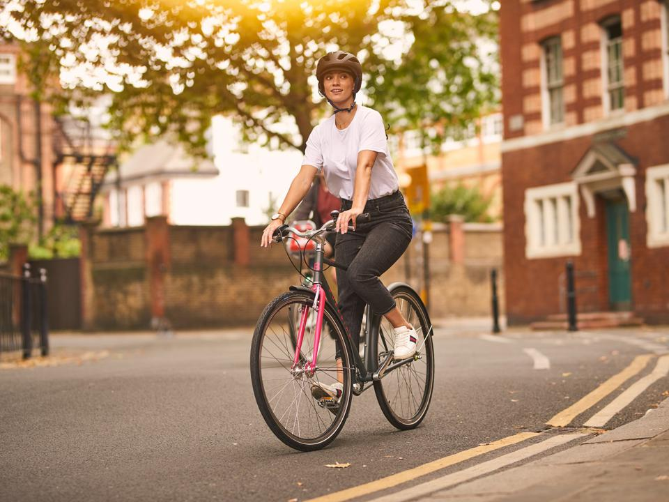 There are more cyclists on London's streets