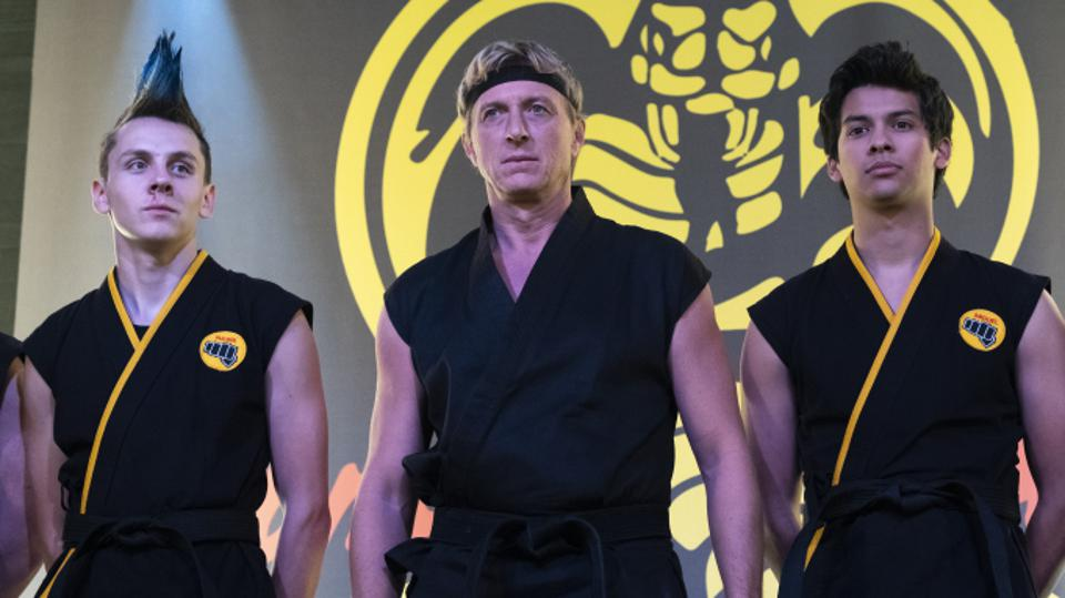 Netflix Has Taken 'Cobra Kai' From Obscure Hit To The #1 Show In America