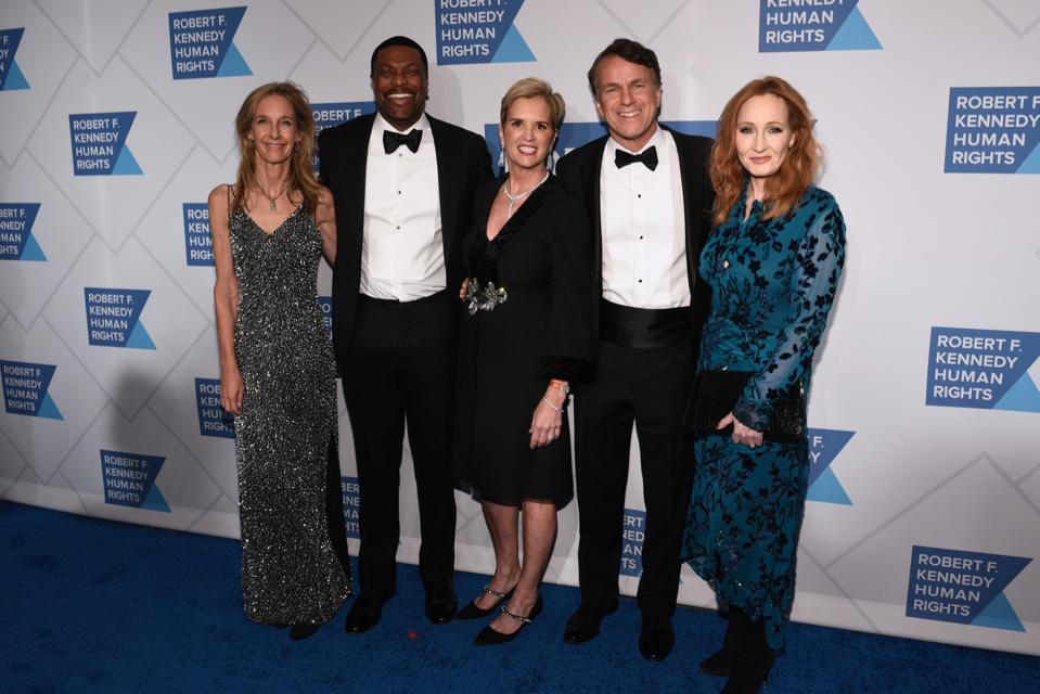 Robert F. Kennedy Human Rights Hosts 2019 Ripple Of Hope Gala & Auction In NYC jk rowling