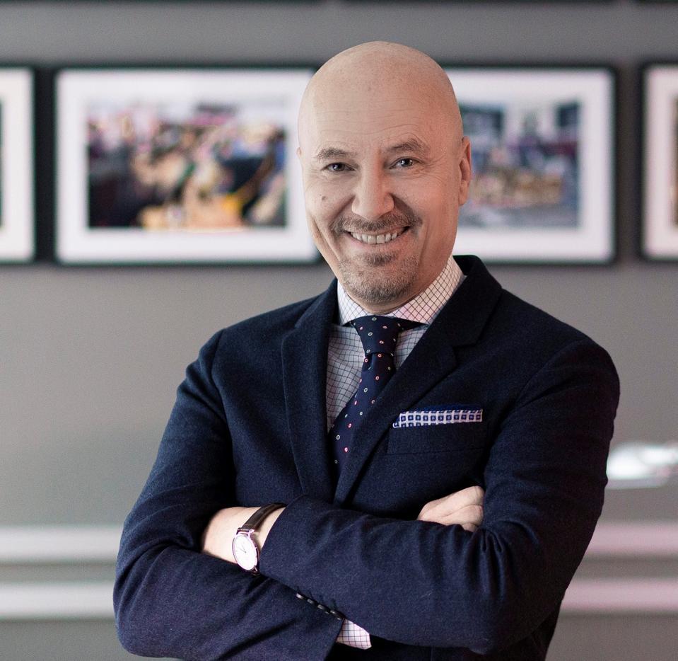 Corrado Peraboni, CEO of Italian Exhibition Group (IEG), which owns Vicenzaoro