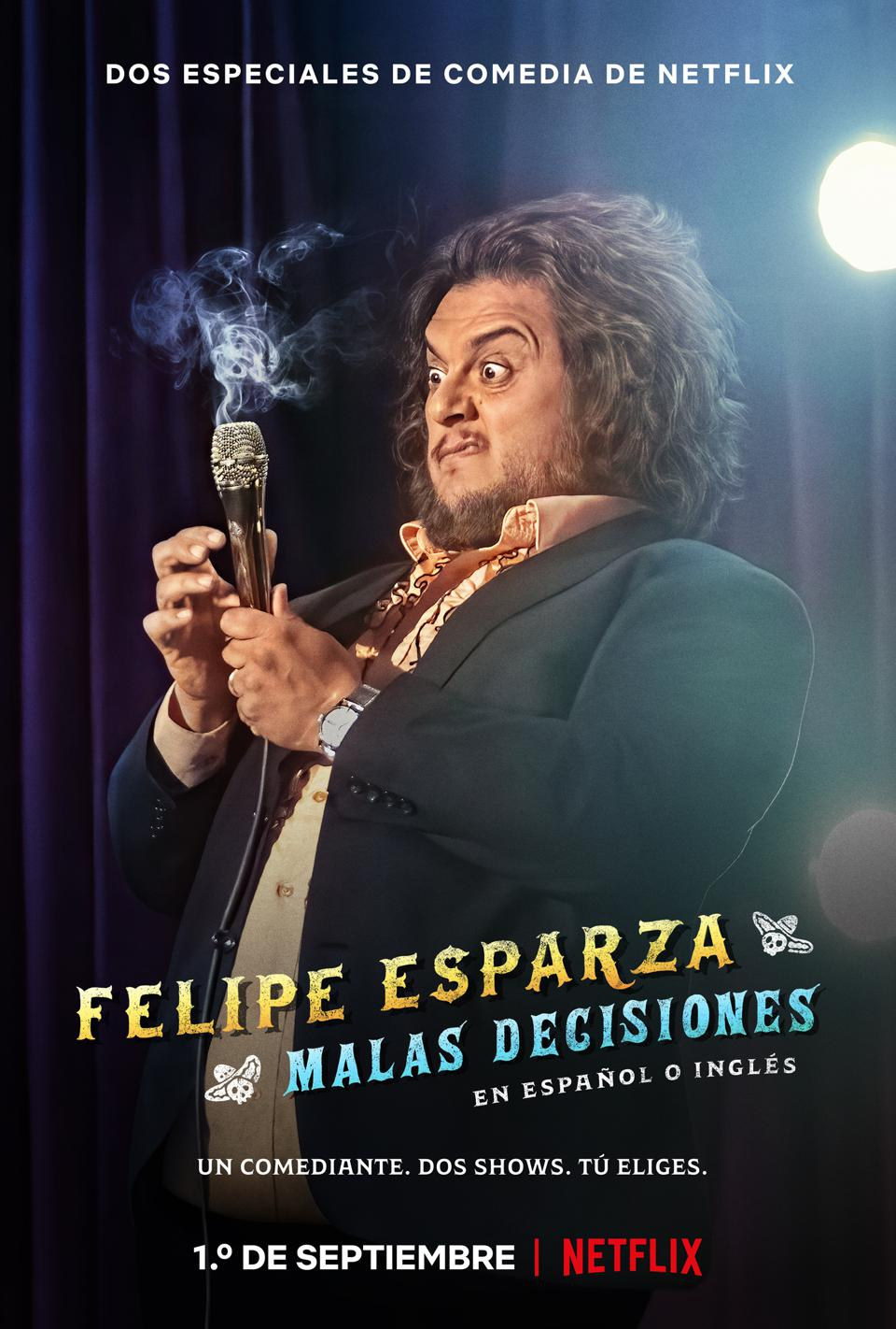 Felipe Esparza Talks New Netflix Specials, East LA And Performing In Spanish