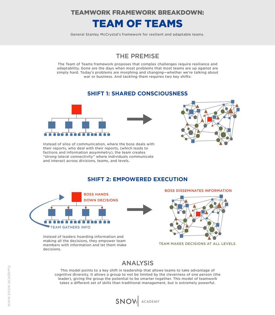 Team of Teams Framework