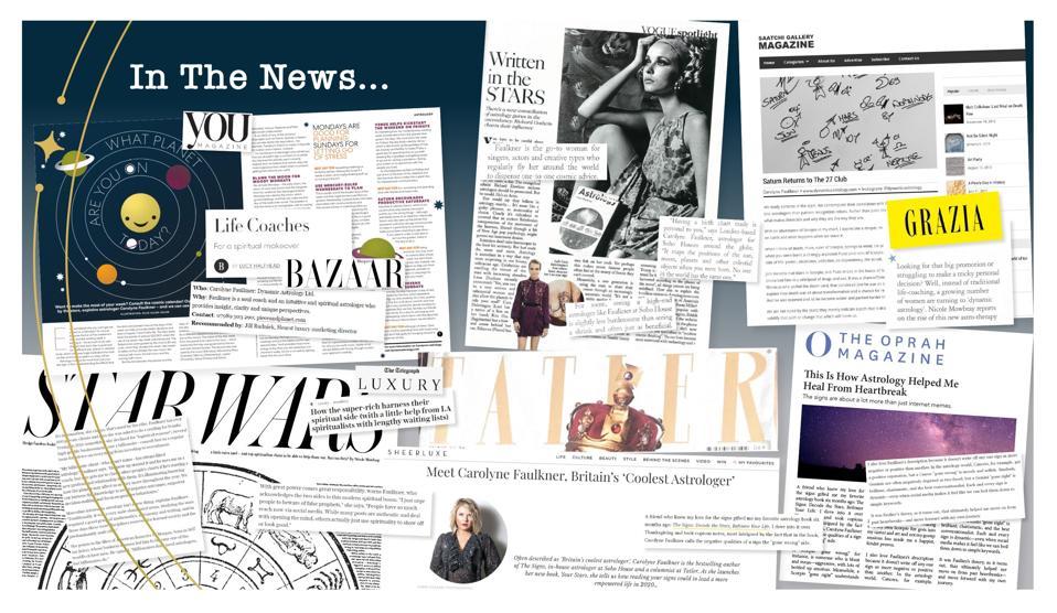 Carolyne Faulkner Press Coverage