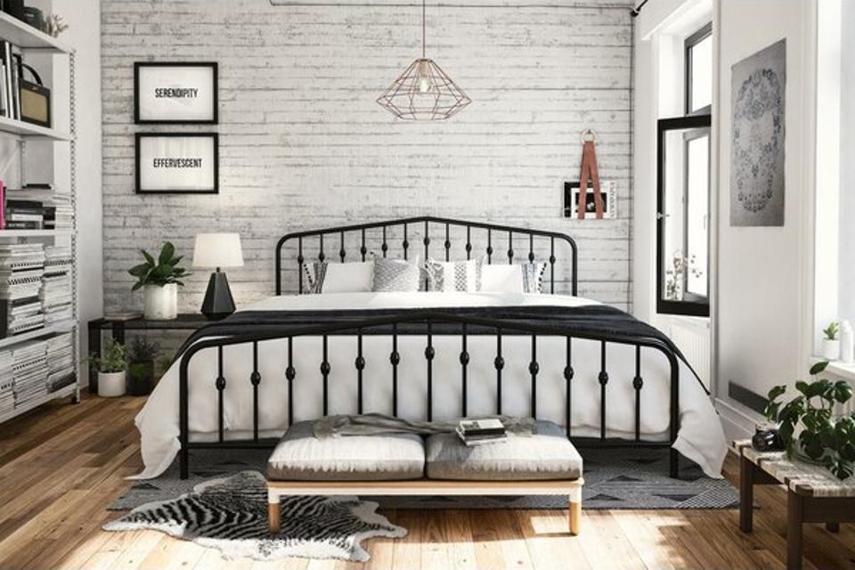 Novogratz Bushwick Platform Bed