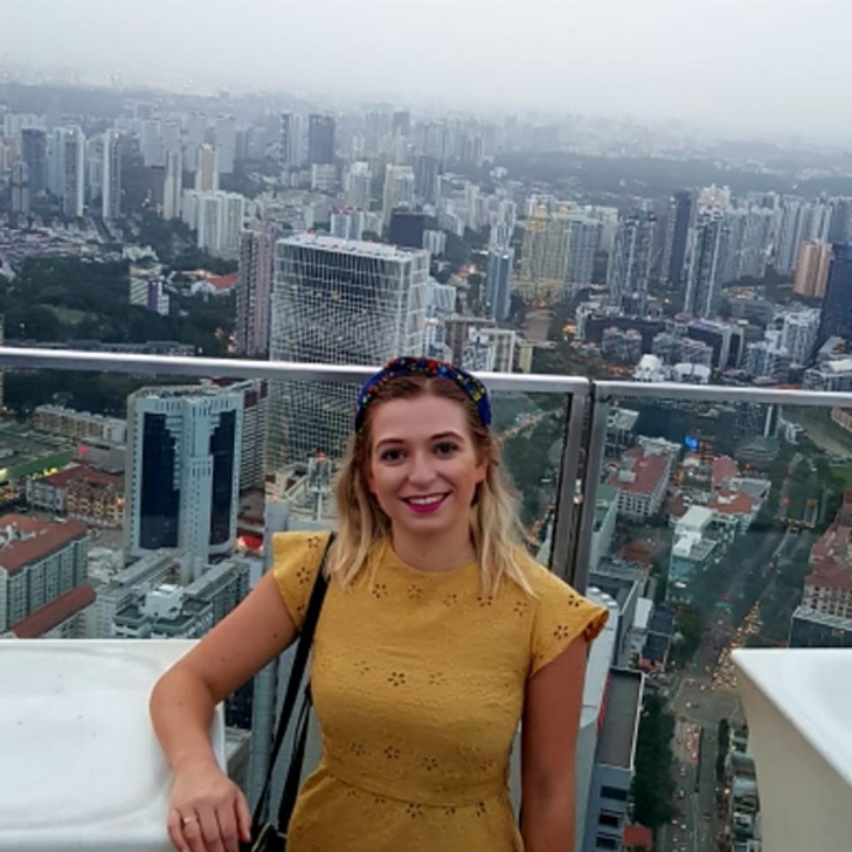 PR consultant, Stephanie Staszko.