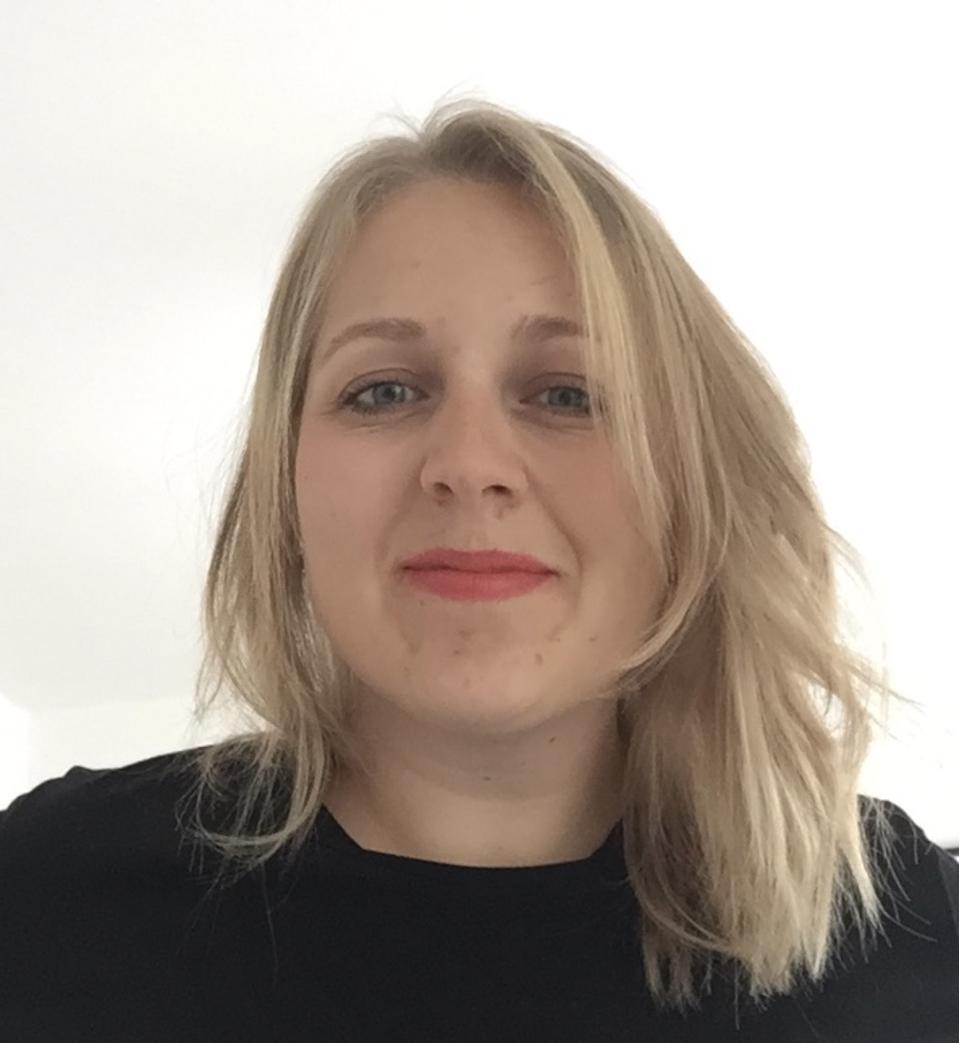 Lianne Robinson, a freelance content strategist.