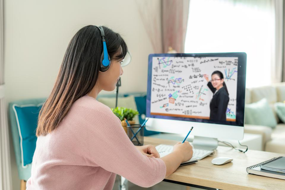 e-learning from home