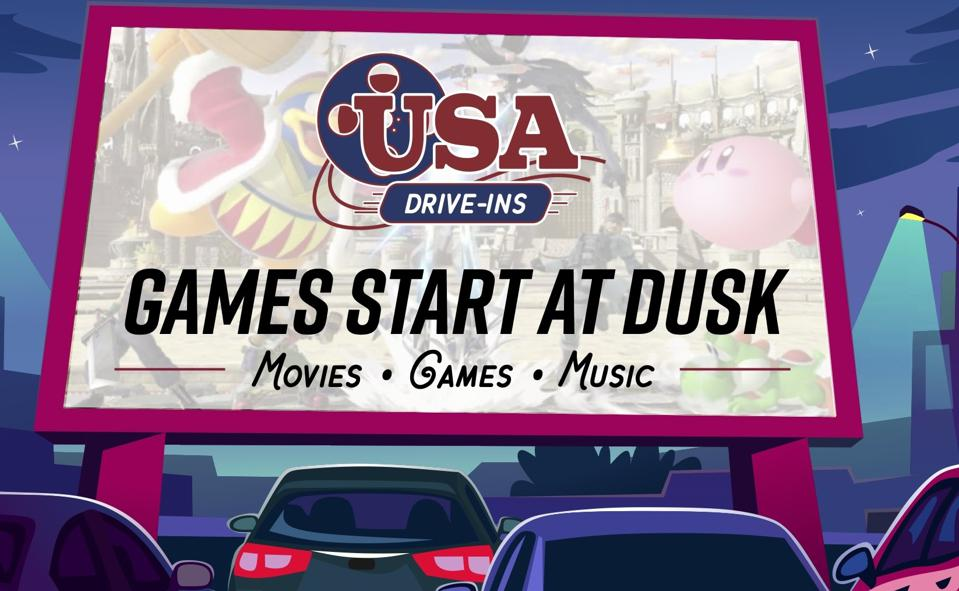 USA Drive-Ins, a division of Harena Data, will operate esports drive-in competitions in collaboration with Horizon Properties.