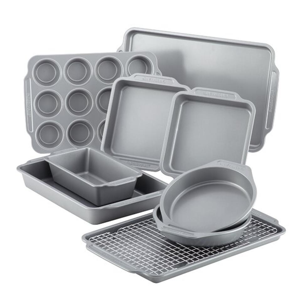 Farberware 10 Piece Non-Stick Bakeware Set