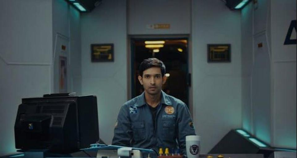 Vikrant Massey is seen as Prahastha demon in Arati Kadav's Netflix film, Cargo.