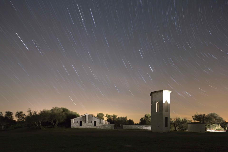 São Lourenço do Barrocal is in a Dark Sky Place, making it a good place for stargazing.