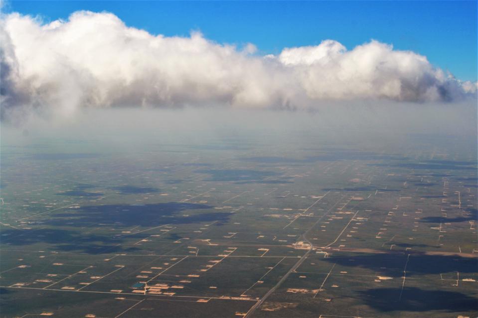 West Texas Oil Fields in the Permian Basin