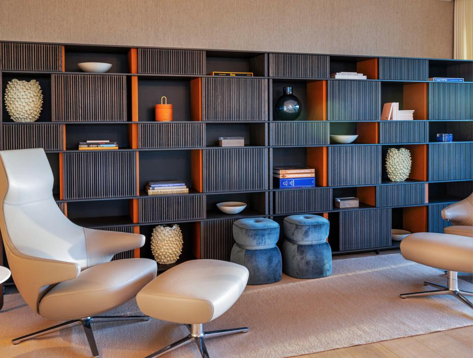 Exclusive Leather-Inspired Condo Debuts For $8.7 Million On Miami's Fisher Island